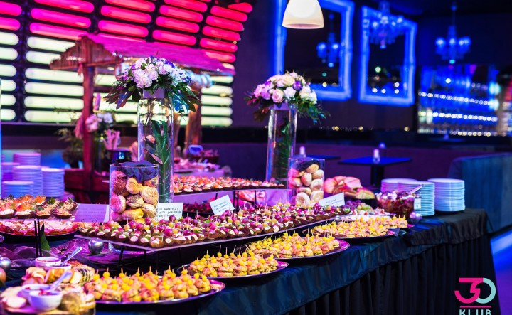 Klub30 Lublin - CATERING